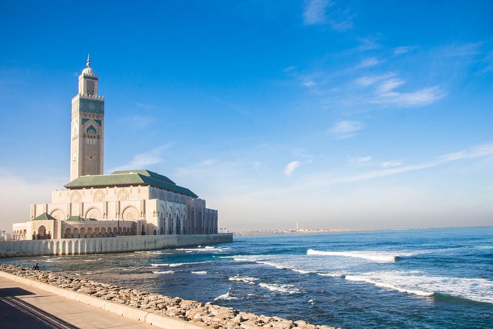 Casablanca Tourist Attraction