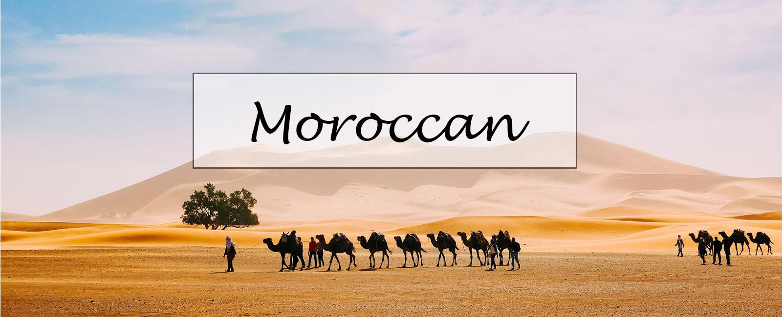 Moroccan desert-s