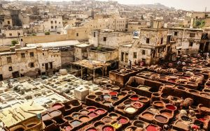 Prove the maze in the city of Fes